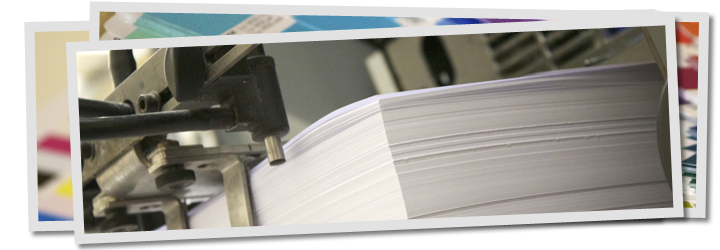 Print finishing - Peterborough, Chelmsford, Southend-on-Sea - Great Yarmouth Printing Services Ltd - printing services